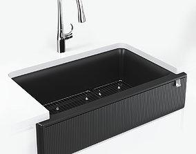 Kitchen sink KOHLER Cairn 3D