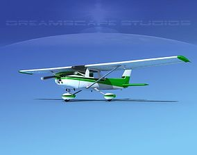 3D model Cessna 150 Commuter V04