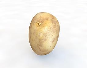 Potato v3 3D model