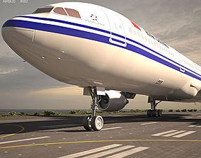 Airbus A330-300 3D