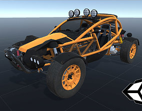 Unity Buggy Ariel Nomad 3D model