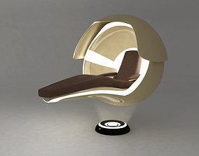 Sleep-Rest-Incubation Capsule 3D