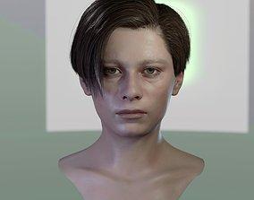 VR / AR ready 3d model John Connor Edward Furlong