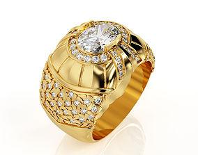 jewel Ring R 0077 3D print model