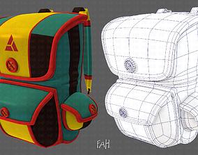 3D asset Bag V01