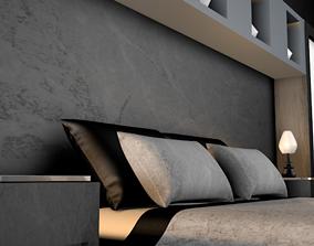 3D model Bedrooms