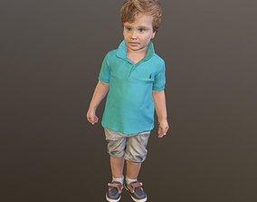 cool No90 - Cool Kid 3D model