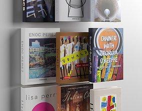 3D Books 04