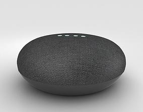 3D model Google Home Mini Charcoal