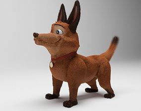 model Dog 3D Model