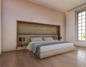 3dnikmodels Bedroom 10 bedside