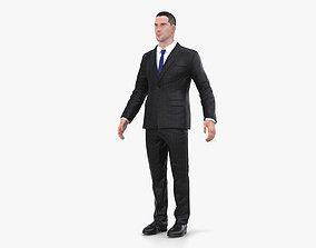 Man in Suit suit 3D model