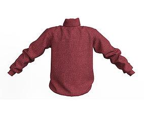 3D Sweater sleeve