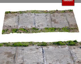 247 Concrete slabs 3D model
