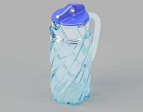 houseware 3D model Crystal Carafe