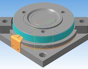 dividing table parts 3D