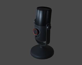 black friday microphone NEW YEAR SALE 3D asset