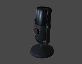 3D asset realtime PBR microphone