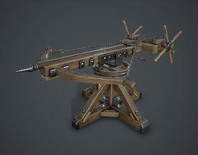 3D asset Ballista