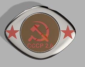 3D printable model USSR medal