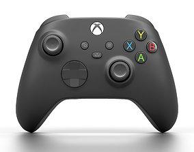 Xbox Series X Controller 3D model