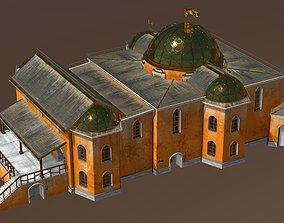 Medieval Fantasy House 0 3D model