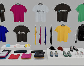 Clothing Pack 3D asset