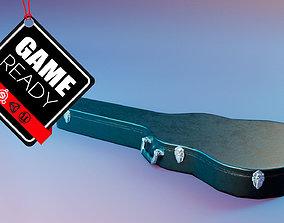 Guitar Case 3D asset realtime