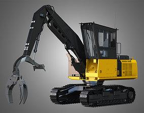 Diecast 568 LL Loader - Forest Machine 3D