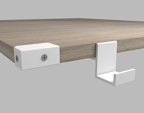 3D print model table comfort set