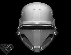 wolfenstein kommando helmet 3D print model