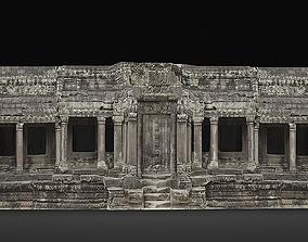3D model ruins temple