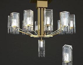 Crystal Chandelier 3D print model