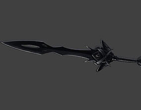 3D sword death