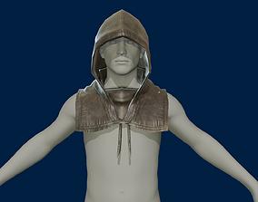3D model Cape 3
