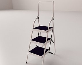 Step Ladders 3D