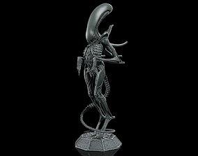 3D printable model alien Alien