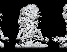 Modok sculpture 3D printable model