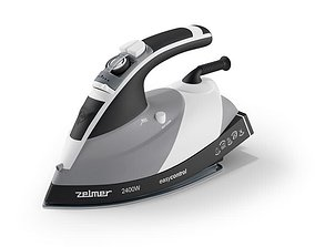 Home Iron And Steamer 3D