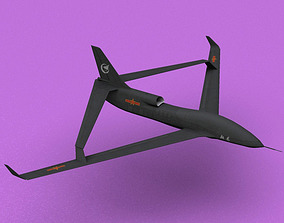 Chinese Soar Dragon Drone 3D model