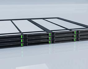 cloud 3D Server Blade
