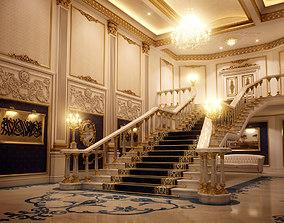 3D Bridal Palace Lobby