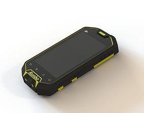 Rugged smartphone Runbo X5 3D print model