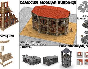 3D print model Modular industrial buildings for 2