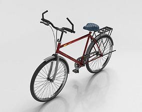 Bicycle 3D asset