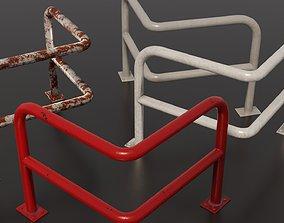 3D Steel barriers