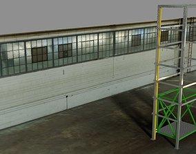 Cargo Lift Construction 3D