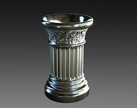Roman Column Style Mug 3D print model