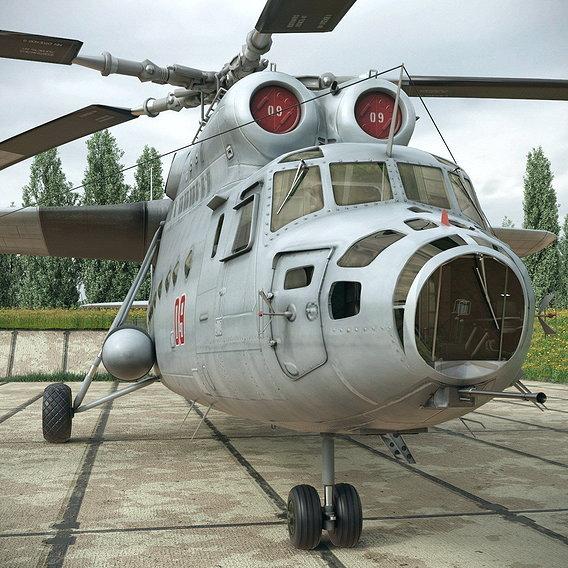 Mi-6A