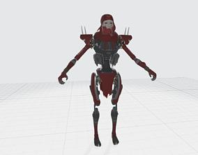 Apex Legends - Revenant Character Model revenant